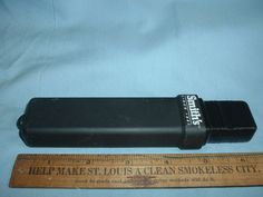 Used Smith's Diamond Knife Sharpener and Case #Snmiths