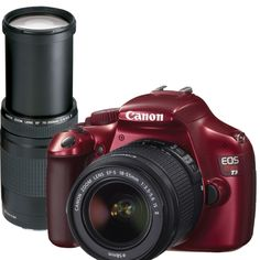 Canon EOS Rebel T3 12.2MP DSLR Camera Kit with 75-300mm F4.0-5.6 III USM Lens