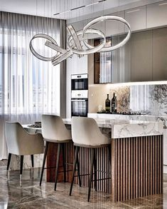 Interior Design Studio, Interior Design Inspiration, Home Decor Inspiration, Interior Design Living Room, Design Ideas, Luxury Decor, Luxury Interior, Luxury Furniture, Kitchen Bar Design