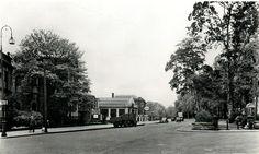 Grange Road looking south 1950s