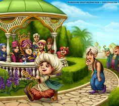 Лиа Селина (LinMida ). Детские иллюстрации.. Обсуждение на LiveInternet - Российский Сервис Онлайн-Дневников