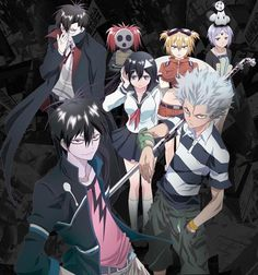 Blood Lad Staz | Anime Blood Lad is scheduled to air in Japan starting July 2013. The ...