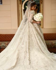 Dress by Rami salamoun