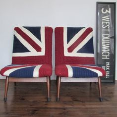 Hey, I found this really awesome Etsy listing at https://www.etsy.com/au/listing/189687735/art-and-bart-union-jack-knit-chairs