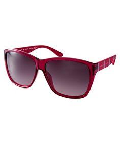 Marc By Marc Jacobs Plum Square Frame Sunglasses. Le Fevrier · L s  Accessories 91e71270521