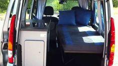138,000 views DIY Motor Home Camping, Kangoo Camper, Build A Camper Van, Caddy Maxi, Bus House, Mini Camper, Camper Conversion, Ford Transit, Camper Trailers