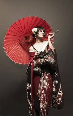 ============================= profgasparetto / eagasparetto / Dom Gaspar I… Japanese Geisha, Japanese Kimono, Japanese Art, Asian Style, Chinese Style, Asian Woman, Asian Girl, Geisha Art, Hanfu