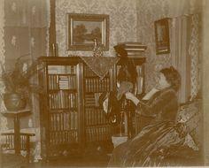 Victorian Parlor   found by profkaren on Flickr