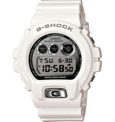 G-Shock 6900 Vintage Metal Watch - white vintage metal - view large. Casio  ... bf537cafda6f