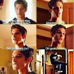 Teen Wolf Alert