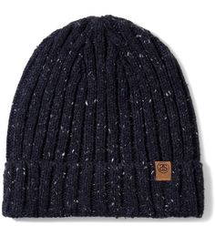 """Stussy Black Wool Ribbed Cuff Beanie. Is it safe to use the word """"timeless"""" with this?"""