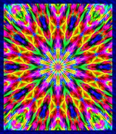 Both the kaleidoscope and the animation done using GIMP Animation consists of 10 layers. Live Wallpaper Iphone, Love Wallpaper, Mandala Design, Mandala Art, Barbie Painting, Kaleidoscope Images, Dark Artwork, World Of Color, Psychedelic Art