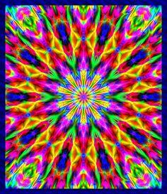 Plasma Kaleidoscope