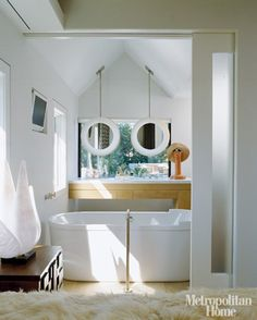 1000 Images About Bathroom Window Over Mirror On