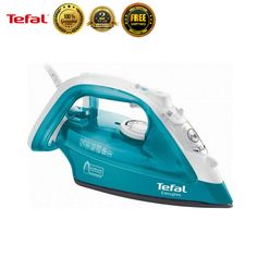 Tefal FV4030 Garment Steamer Fabric Powerful Steam Iron Clothes Laundry New #Tefal