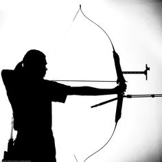 i don't alway want to do archery, but when i want there are only old people D: