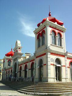Mercado Municipal de Loulé, Algarve - Portugal by Portuguese_eyes, via Flickr