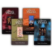 Story of the World Notebooking Pages (free) from Hearts for Homeschooling