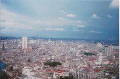 Vista panorámica de La Habana, Cuba.