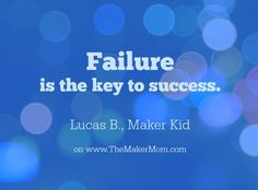 Meet Maker Kid Louis Bourgeois on www.TheMakerMom.com.