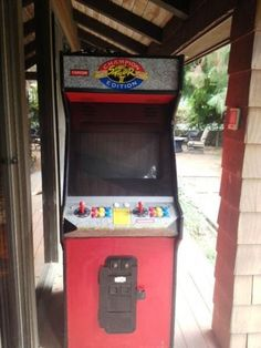 10 Best Street Fighter Arcade 2 Cabinet Images Street Fighter