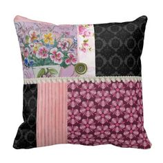 Country Whimsical Chic 5 pillow
