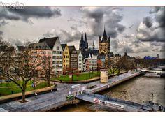 Köln-Altstadt - Cologne, Nordrhein-Westfalen