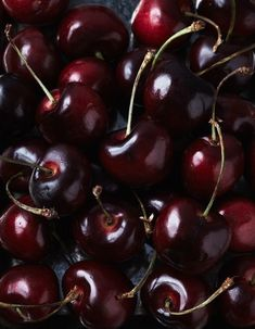 Bing Cherries - my favorite fruit ! Marsala, Fruit And Veg, Fruits And Veggies, Fresh Fruit, Vegetables, Shades Of Burgundy, Burgundy Wine, Burgundy Color, 50 Shades
