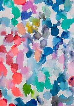beautiful watercolor art