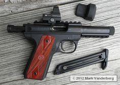 Ruger 22/45 MK3