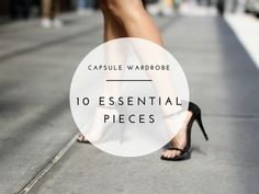 Building your closet around a few basic items that can be worn year-round will guarantee you always have something to wear. Here are 10 items you should...