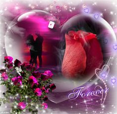 To my dear Joe♡♡♡. Forever in my heart♡. Beautiful Flowers Pictures, Flower Pictures, Pretty Pictures, Give Me Your Heart, Love Heart, Heart Images, Love Images, Valentines Day Greetings, Hearts And Roses