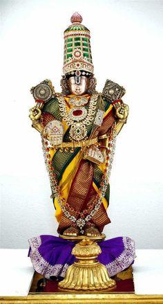 Tirumala Tirupati Venkateswara Swamy