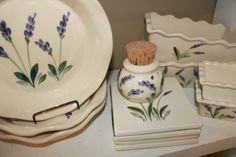 Lavender ~Emerson Creek Pottery Shop