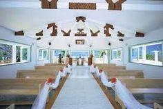 Mana Island wedding chapel Fiji - my wedding spot 10 years ago....