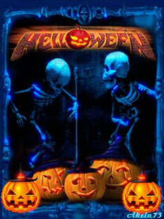 Halloween Skeleton GIF  ☠Halloween GiF☠ ~ Ʀεƥɪи╭•⊰✿ © Ʀσxʌиʌ Ƭʌиʌ ✿⊱•╮