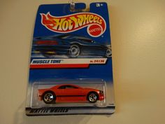 HOT WHEELS 2000  #84 MUSCLE TONE 24/36