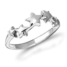 Sterling Silver Star Ring, 5 (Jewelry)  http://www.seobrokers.org/?p=B0035H60S6