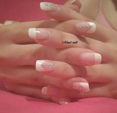 diferent french nails!!!!!!!