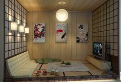 Living.cz - Bydlet trendy, znamená bydlet v japonském stylu 1. díl