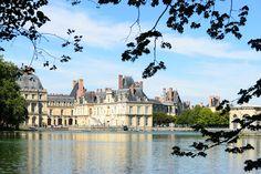 フランスにやって来たルネサンスの流れ ナポレオンの失脚を見届けた「フォンテーヌブロー宮殿」がTHEフランスという美しさ
