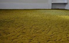 vintage green sculptured carpeting - Google Search