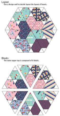 sweetheart quilt pattern3