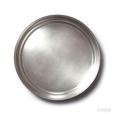 大 真鍮銀メッキ