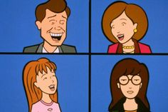 Daria is returning to Lawndale High! | THE DAILY HEY NOW!