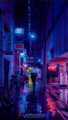 """雨男 (Ame Otoko) - A man whose presence always seems to bring rain. ☔️"""
