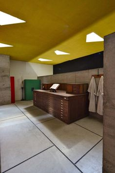 Le Corbusier, French Architecture, International Style, Brutalist, Design Projects, Floor Plans, Papi, Flooring, Interior Design
