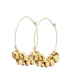 Boucles d'oreille Jaipur Bell - Alexandra Margnat