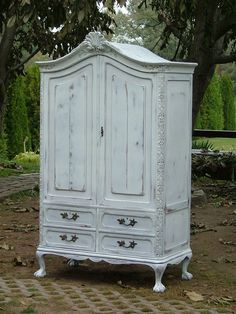 www.richterantik.hu Provence furniture, cabinet
