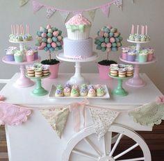Festa do cupcake